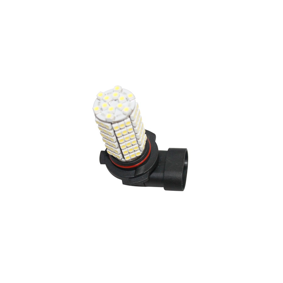 Car 120 LED 3528 SMD H4 Xenon-White Fog Head Light Headlight Lamp Bulb DC 12V (One Pair)