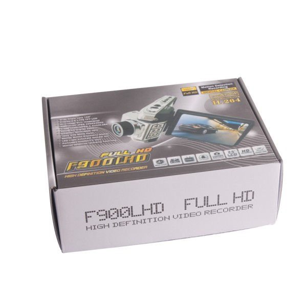 "F900LHD 1080P 120° Lens Full HD 2.5"" TFT Digital Car Camera Video Recorder DVR"