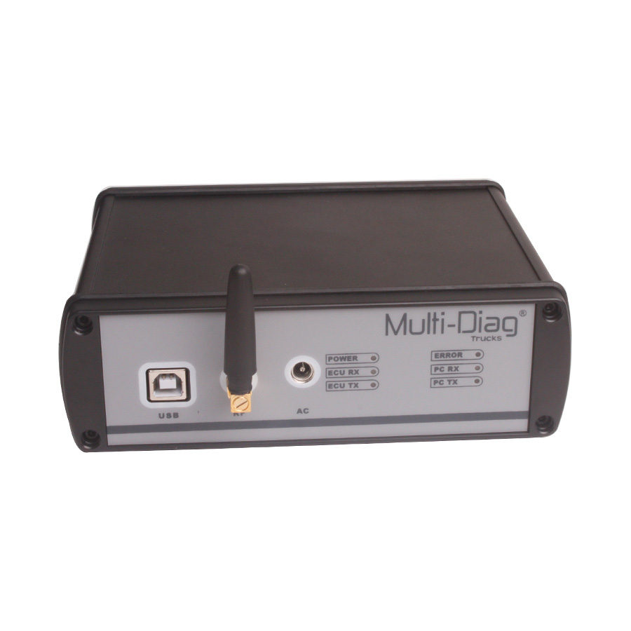 WAS MULTI-DI@G TRUCK Diagnostic Tool Bluetooth Mercedes/IVECO/MAN/DAF/VOLVO/RENAULT Heavy Duty